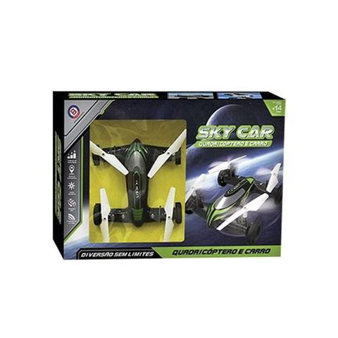 Imagem de Drone SkyCar Carrinho que vira Drone