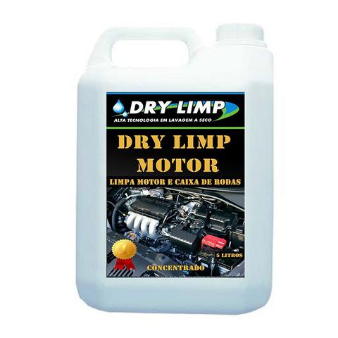 Imagem de Dry Limp Motor - 5 Litros - Limpa Motor e Chassi