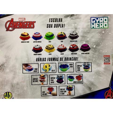 Imagem de DTC Marvel Gyro Hero Pista de Combate