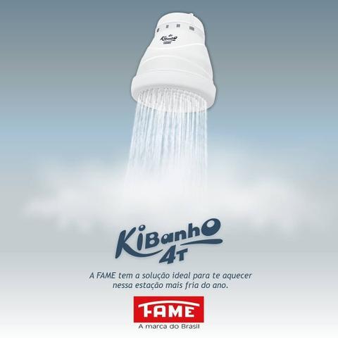 Imagem de Ducha fame kibanho 4 temperaturas 220v 6800w