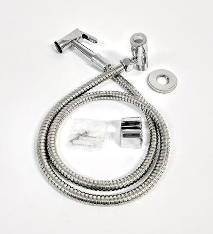 Imagem de Ducha Higiênica metal 1/4 volta c8 gatilho metal cromado