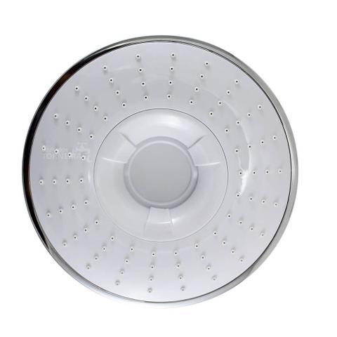 Imagem de Ducha Musical com Bluetooth Chuveiro com Música 21x21 cm 7733