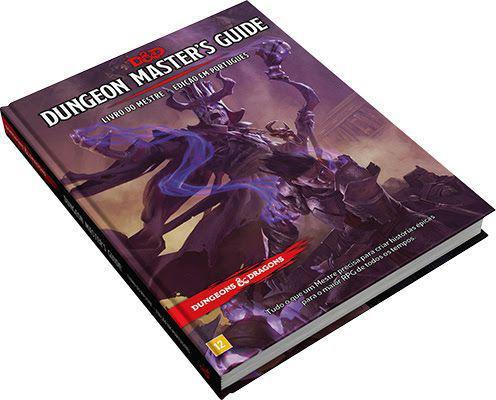 Imagem de Dungeons & Dragons - Livro Do Mestre