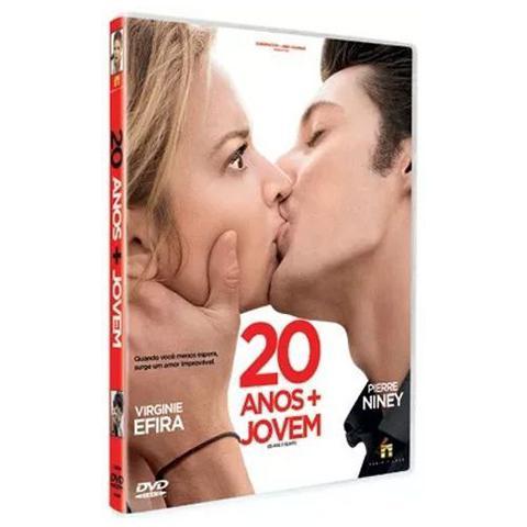 Imagem de DVD - 20 Anos Mais Jovem