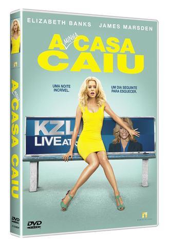 Imagem de DVD - A Minha Casa Caiu