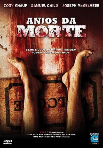 Imagem de DVD Anjos da Morte