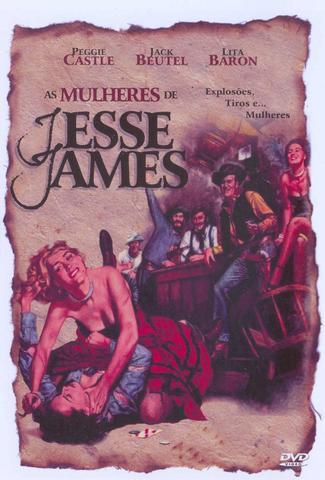 Imagem de Dvd - As Mulheres De  Jesse James (Disponibilidade: Imediata)