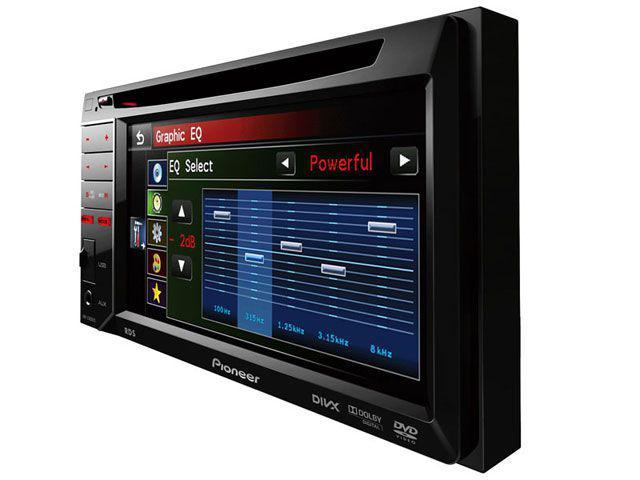 """Imagem de DVD Automotivo Pioneer AVH-2380DVD Tela 5,8"""" 2DIN"""