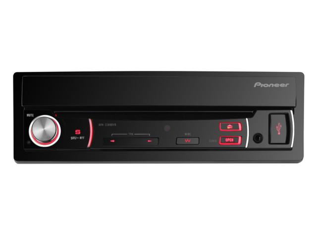 Imagem de DVD Automotivo Pioneer AVH-3580DVD Retrátil