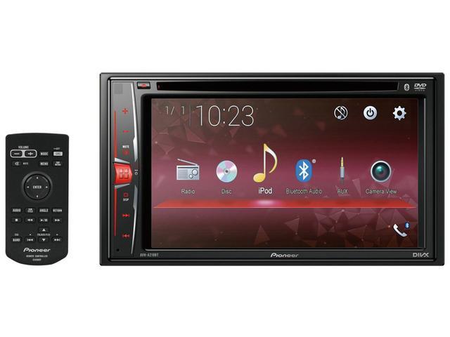 Imagem de DVD Automotivo Pioneer AVH-A218BT com Bluetooth