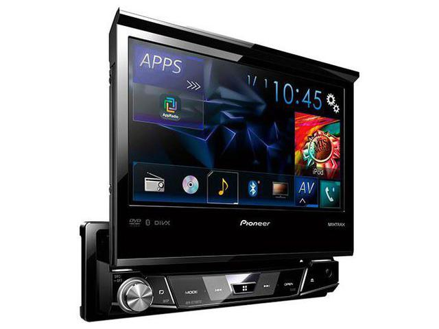 "Imagem de DVD Automotivo Pioneer AVH-X7880TV Tela 7"""