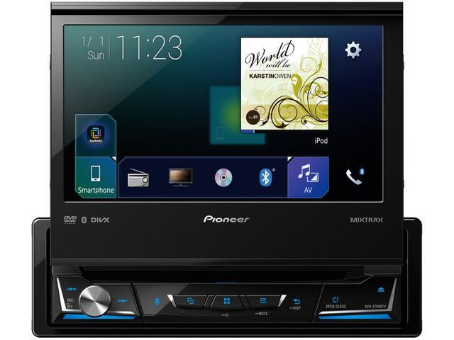 Imagem de DVD Automotivo Pioneer AVH-Z7080TV 7