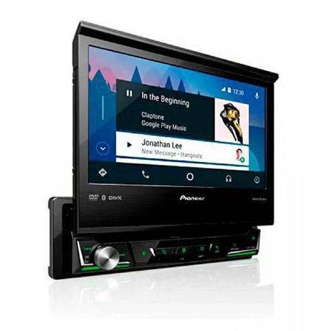 Imagem de DVD Automotivo Pioneer AVH-Z7080TV, Preto, Tela de 7