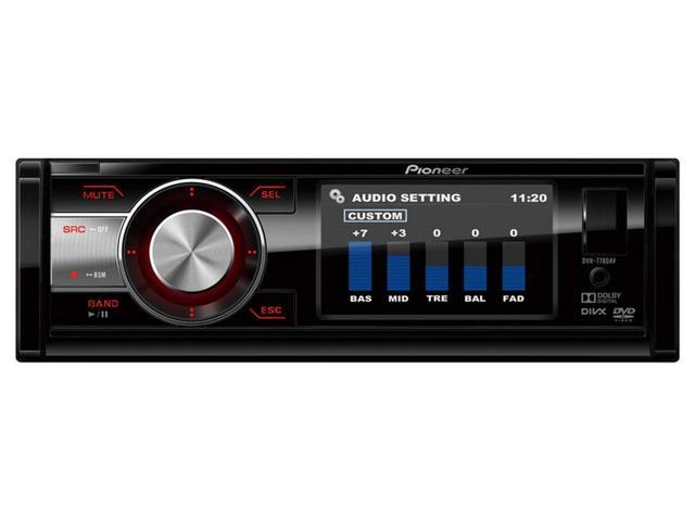 Imagem de DVD Automotivo Pioneer DVH-7780AV