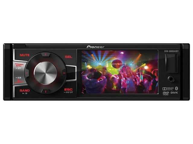 "Imagem de DVD Automotivo Pioneer DVH-8880AVBT Tela 3,5"""