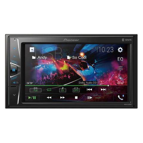 Imagem de DVD Automotivo Pioneer MVH-G218BT 2 Din Com Tela 6.2 USB e Bluetooth