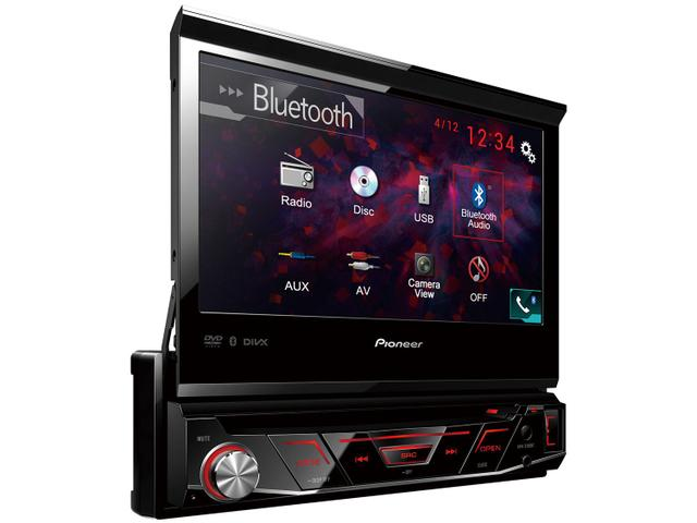"Imagem de DVD Automotivo Pionner AVH-3180BT Tela LCD 7"""