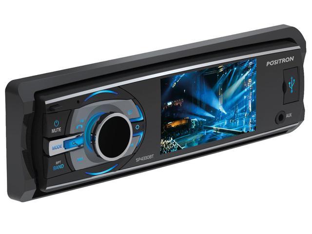 "Imagem de DVD Automotivo Pósitron SP4330 Tela 3"""