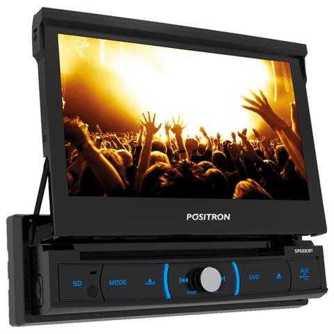 Imagem de DVD Automotivo Pósitron SP6330 Tela 7