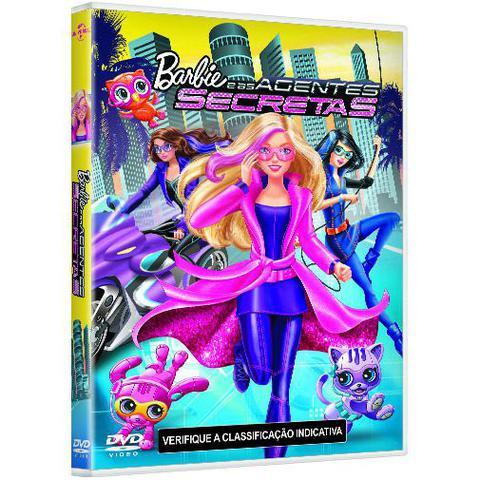 Imagem de DVD - Barbie e As Agentes Secretas