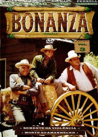 Imagem de DVD Bonanza - Semente da Violência