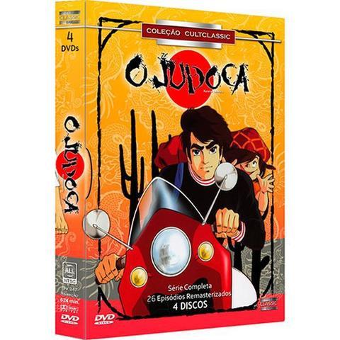 Imagem de Dvd box o judoca - 4 discos