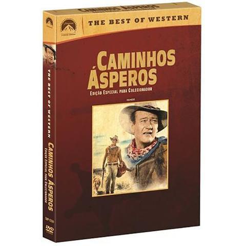 Imagem de DVD - Caminhos Ásperos