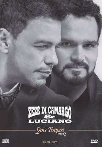 Imagem de Dvd+cd zezé di camargo  luciano - dois tempos - parte 2