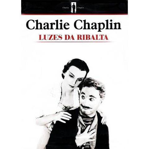 Imagem de DVD Charlie Chaplin - Luzes da Ribalta