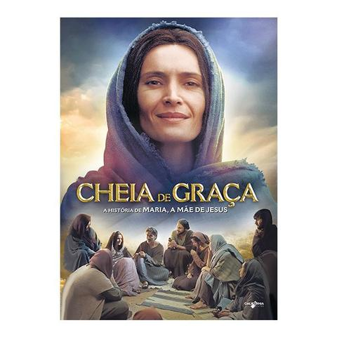 Imagem de DVD - Cheia de Graça