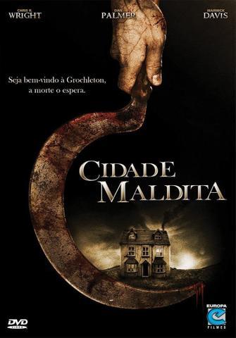 Imagem de DVD Cidade Maldita