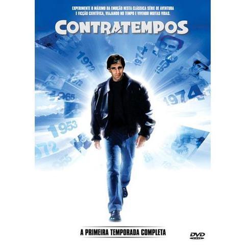 Imagem de DVD Contratempos - A 1ª Temporada - 3 Discos