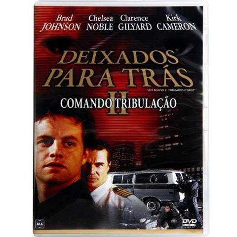 Imagem de DVD Deixados para Trás - Coleção com 4 DVDs