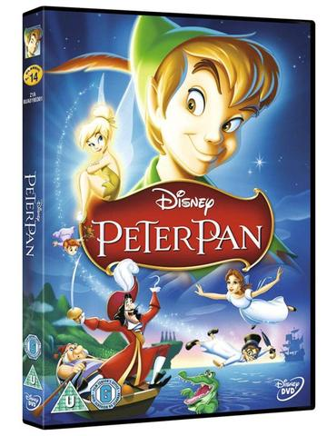 Imagem de DVD Disney - Peter Pan