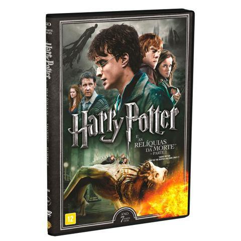 Imagem de DVD Duplo - Harry Potter e As Relíquias da Morte - Parte 2