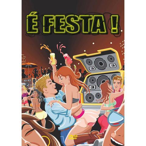 Imagem de DVD É Festa
