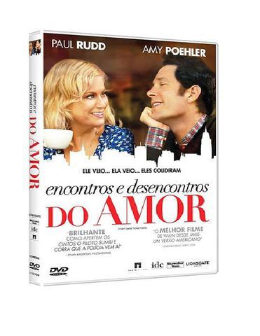 Imagem de DVD - Encontros e Desencontros Do Amor