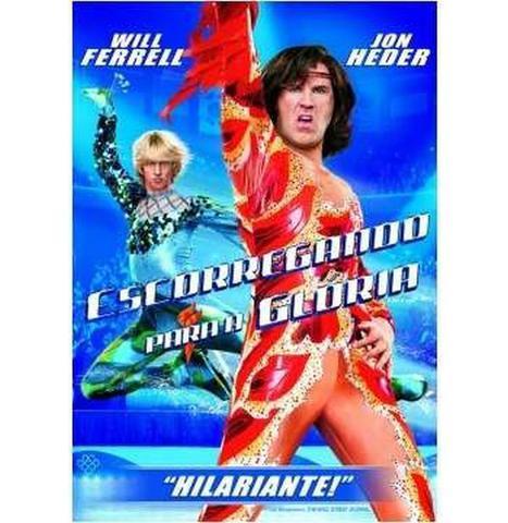 Imagem de Dvd Escorregando Para A Glória - Will Ferrell