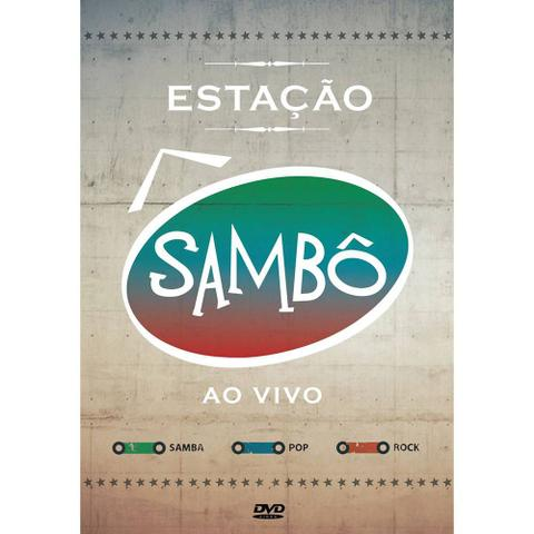 Imagem de DVD Estação Sambô