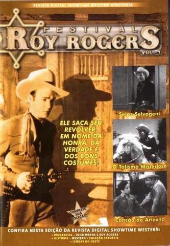Imagem de DVD Festival Roy Rogers Volume 4