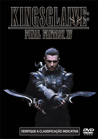 Imagem de DVD - Final Fantasy XV: Kingslaive