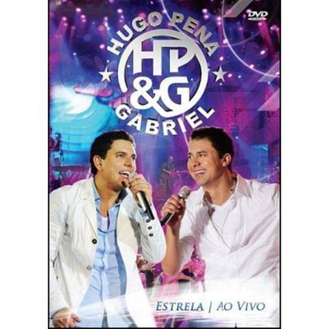 Imagem de DVD Hugo Pena  Gabriel - Estrela - Ao Vivo