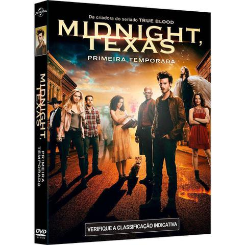 Imagem de DVD Midnight Texas - 1 Temporada - 3 Discos