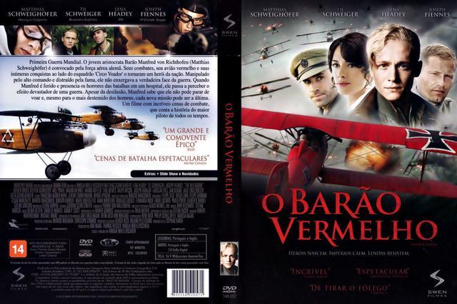 Imagem de DVD O Barão Vermelho