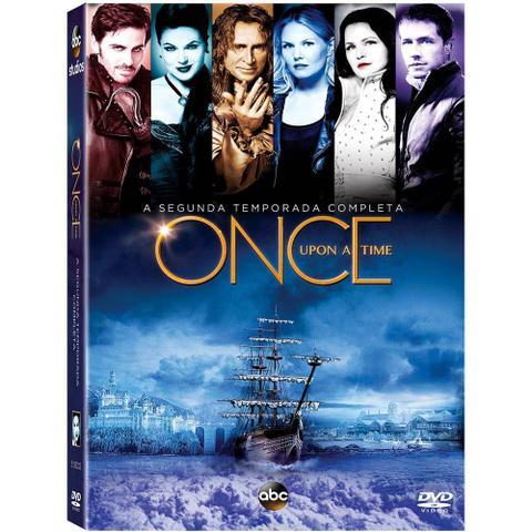 Imagem de DVD Once Upon A Time  5 Discos Temporada 2