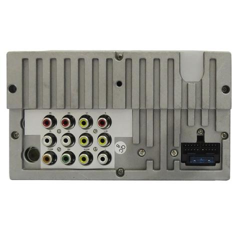 Imagem de DVD Player Automotivo 2 Din E-Tech Universal Tela 6.2