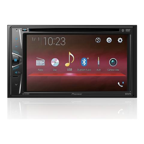 Imagem de DVD Player Automotivo 2 DIN Pioneer AVH-G218BT Tela 6,2
