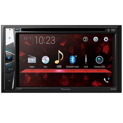 Imagem de DVD Player Automotivo 2 DIN Pioneer AVH-G228BT Bluetooth Com Entrada USB + Sintonizador TV Digital