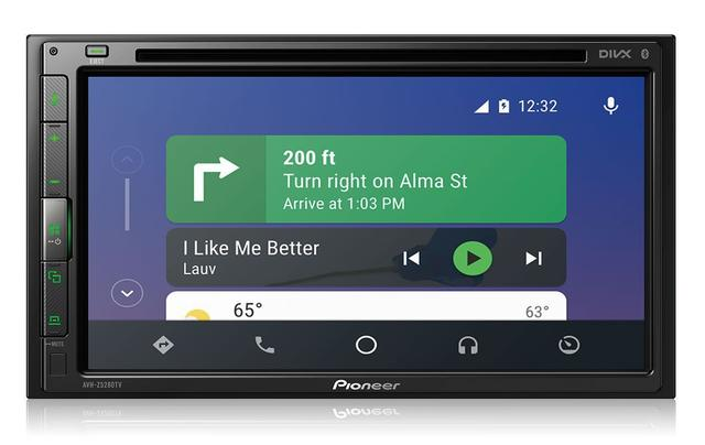 Imagem de DVD Player Automotivo 2 Din Pioneer AVH-Z5280TV TV Digital