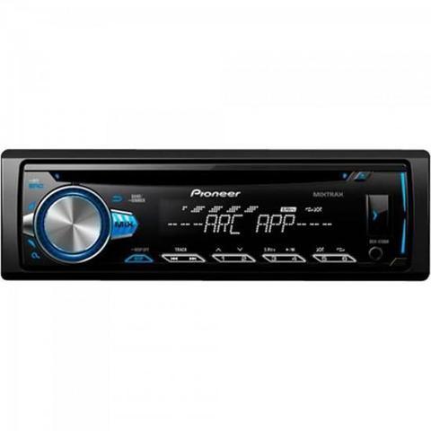 Imagem de DVD Player Automotivo DEHX10BR Preto Pioneer